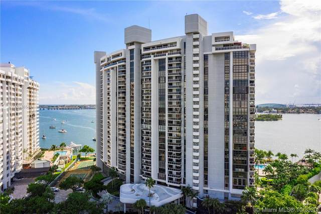 9 Island Ave #710, Miami Beach, FL 33139 (MLS #A10936562) :: Ray De Leon with One Sotheby's International Realty
