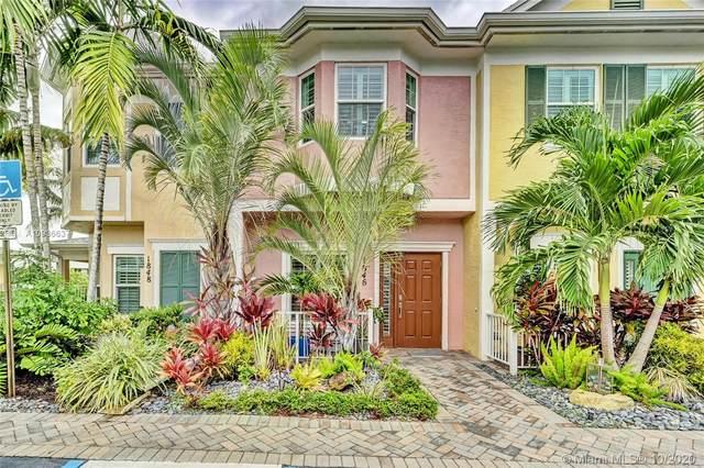 1846 N Dixie Hwy #1846, Fort Lauderdale, FL 33305 (MLS #A10936637) :: Berkshire Hathaway HomeServices EWM Realty