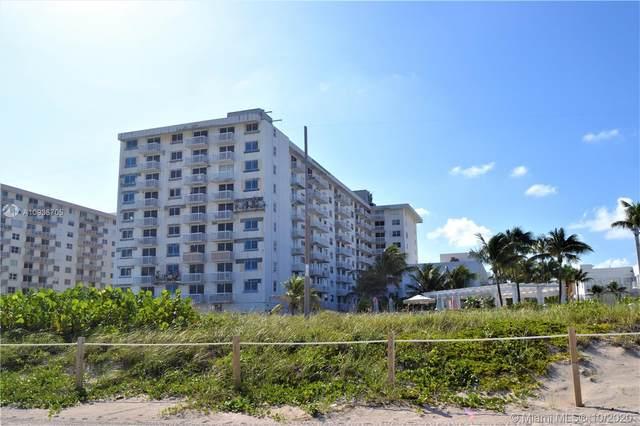 401 Ocean Dr #704, Miami Beach, FL 33139 (MLS #A10936705) :: Patty Accorto Team