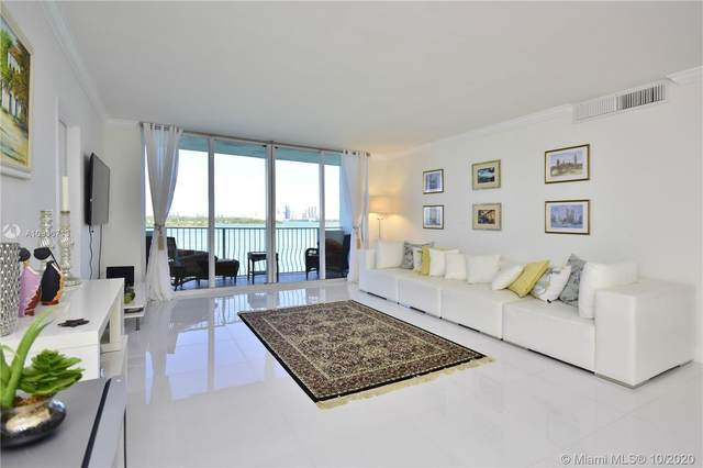 10350 W Bay Harbor Dr 8R, Bay Harbor Islands, FL 33154 (MLS #A10936713) :: The Pearl Realty Group