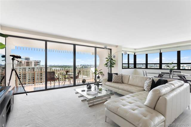 10205 Collins Ave #1601, Bal Harbour, FL 33154 (MLS #A10936744) :: ONE Sotheby's International Realty