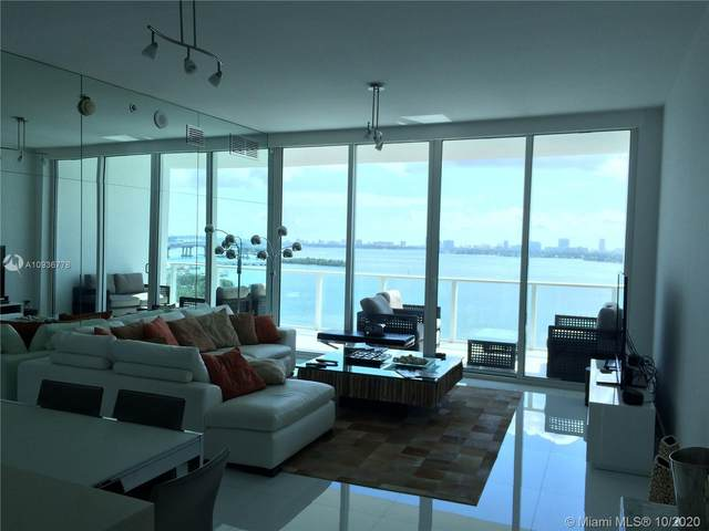 2020 N Bayshore Dr #1407, Miami, FL 33137 (MLS #A10936778) :: Carole Smith Real Estate Team