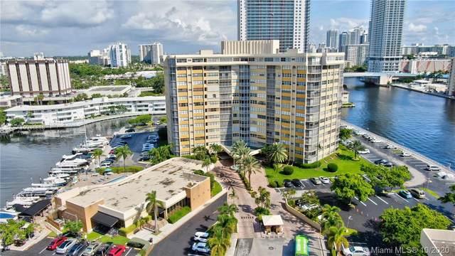 100 Golden Isles Dr #106, Hallandale Beach, FL 33009 (MLS #A10936838) :: Patty Accorto Team