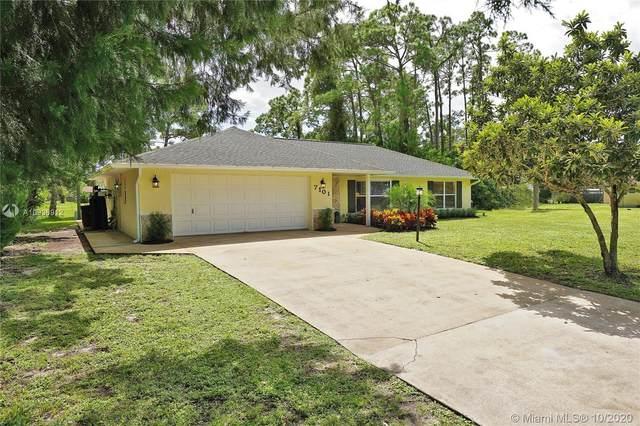 7101 Kenwood Rd, Fort Pierce, FL 34951 (MLS #A10936912) :: Albert Garcia Team
