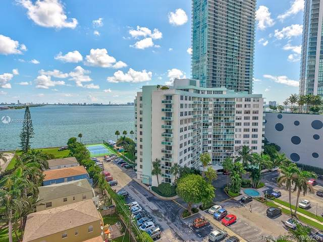 3301 NE 5th Ave #901, Miami, FL 33137 (MLS #A10936917) :: Ray De Leon with One Sotheby's International Realty