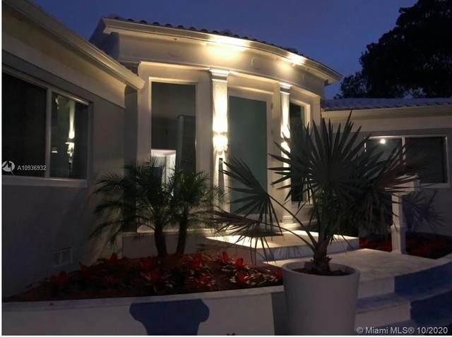1100 N Southlake Dr, Hollywood, FL 33019 (MLS #A10936932) :: Berkshire Hathaway HomeServices EWM Realty