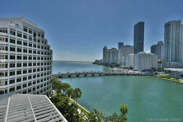 701 Brickell Key Blvd #1012, Miami, FL 33131 (MLS #A10937035) :: Ray De Leon with One Sotheby's International Realty