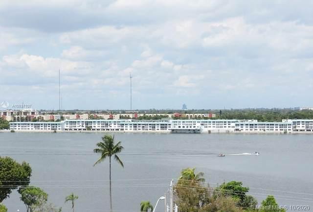1200 NE Miami Gardens Dr 906W, Miami, FL 33179 (MLS #A10937107) :: Berkshire Hathaway HomeServices EWM Realty