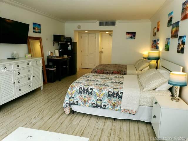 4040 Galt Ocean Dr #427, Fort Lauderdale, FL 33308 (MLS #A10937147) :: Berkshire Hathaway HomeServices EWM Realty