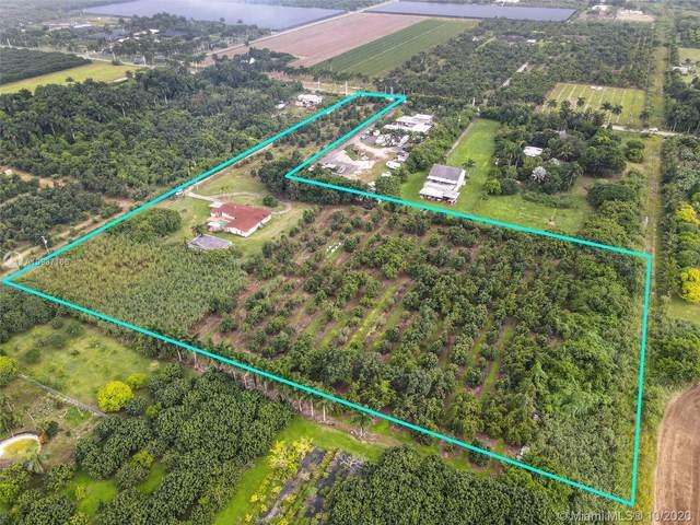 24550 SW 183rd Ave, Homestead, FL 33031 (MLS #A10937166) :: Berkshire Hathaway HomeServices EWM Realty