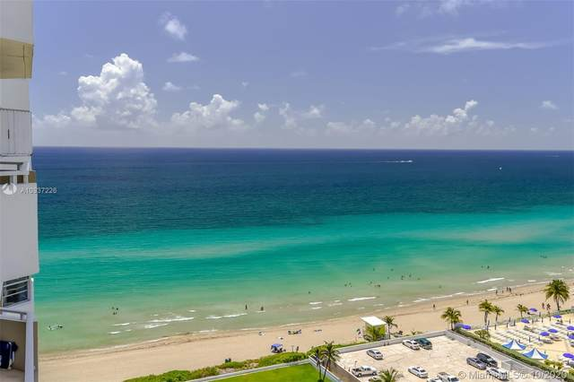 1980 S Ocean Dr 18A, Hallandale Beach, FL 33009 (MLS #A10937226) :: Re/Max PowerPro Realty