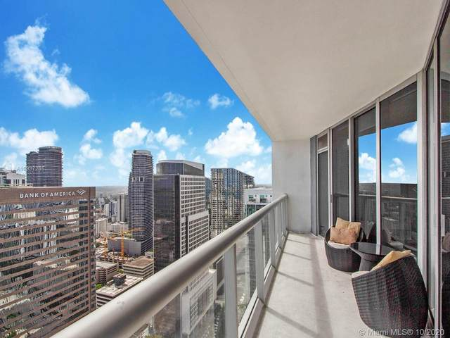 495 Brickell Avenue #4407, Miami, FL 33131 (MLS #A10937265) :: Re/Max PowerPro Realty