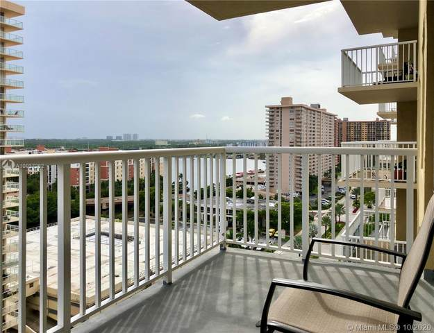 231 174th St #1611, Sunny Isles Beach, FL 33160 (MLS #A10937282) :: The Pearl Realty Group