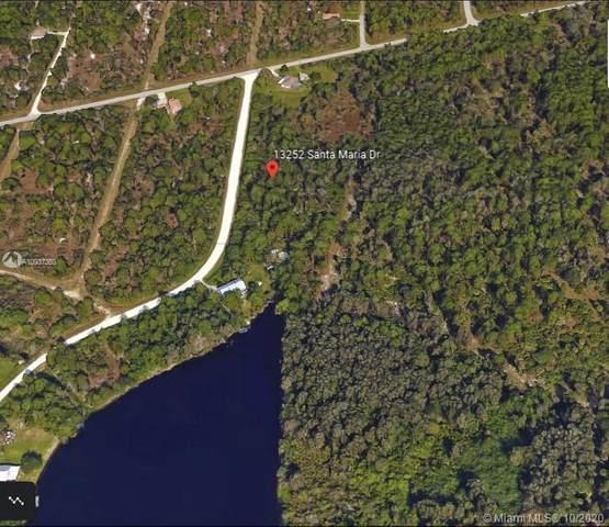 13252 Santa Maria Dr, Punta Gorda, FL 33955 (MLS #A10937368) :: Compass FL LLC