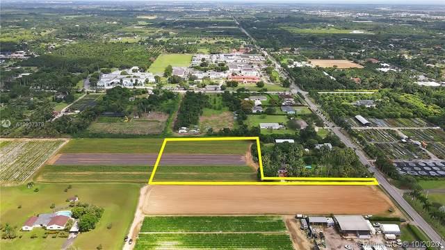 163XX SW 248th St, Miami, FL 33031 (MLS #A10937379) :: Berkshire Hathaway HomeServices EWM Realty