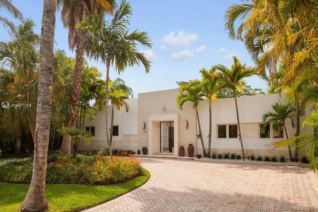 397 Harbor Ct, Key Biscayne, FL 33149 (MLS #A10937401) :: Miami Villa Group