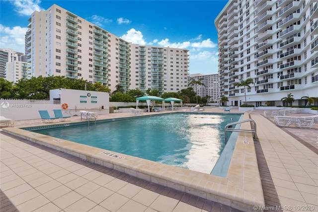 3725 S Ocean Dr #1019, Hollywood, FL 33019 (MLS #A10937420) :: Berkshire Hathaway HomeServices EWM Realty