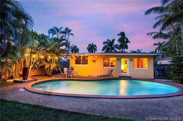 1344 Adams St, Hollywood, FL 33019 (MLS #A10937442) :: Dalton Wade Real Estate Group