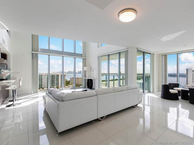 7928 East Dr #1801, North Bay Village, FL 33141 (MLS #A10937460) :: Prestige Realty Group