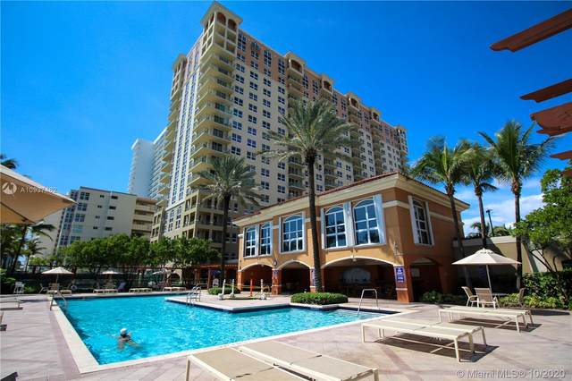 2080 S Ocean Dr #1511, Hallandale Beach, FL 33009 (MLS #A10937462) :: The Pearl Realty Group