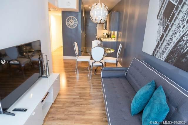 100 Lincoln Rd #309, Miami Beach, FL 33139 (MLS #A10937575) :: Castelli Real Estate Services