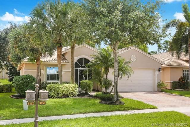 8158 Duomo Cir, Boynton Beach, FL 33472 (MLS #A10937638) :: Berkshire Hathaway HomeServices EWM Realty