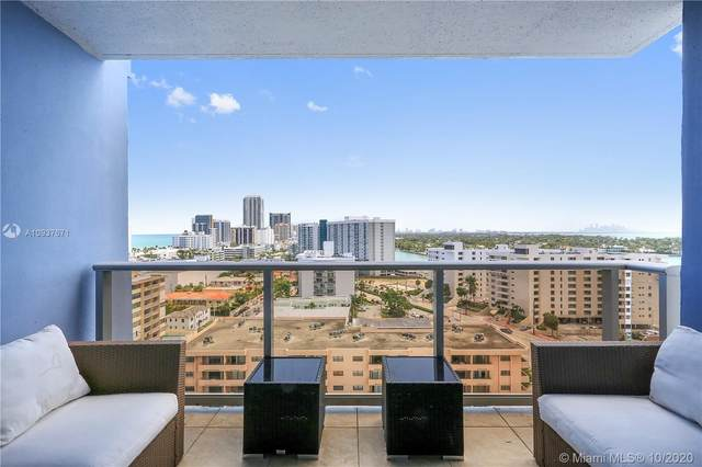 401 69th St #1408, Miami Beach, FL 33141 (MLS #A10937671) :: Berkshire Hathaway HomeServices EWM Realty