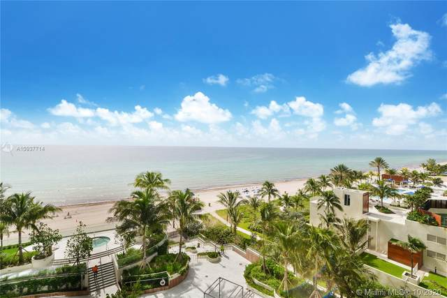 18975 Collins Ave #503, Sunny Isles Beach, FL 33160 (MLS #A10937714) :: Ray De Leon with One Sotheby's International Realty