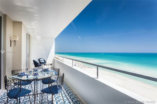 5555 Collins Ave 14K, Miami Beach, FL 33140 (MLS #A10937743) :: Castelli Real Estate Services