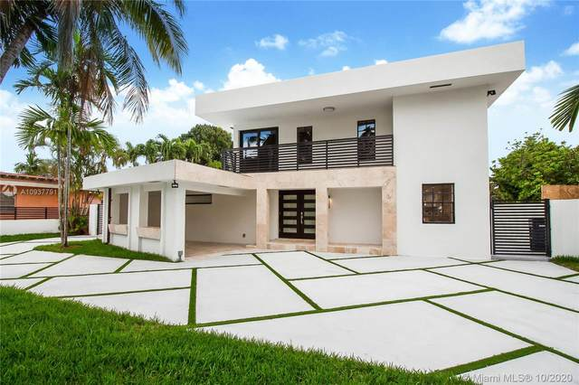 4264 SW 13th Ter, Miami, FL 33134 (MLS #A10937791) :: Berkshire Hathaway HomeServices EWM Realty