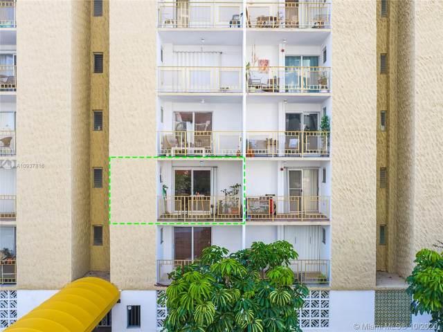 1340 Lincoln Rd #304, Miami Beach, FL 33139 (MLS #A10937816) :: Re/Max PowerPro Realty