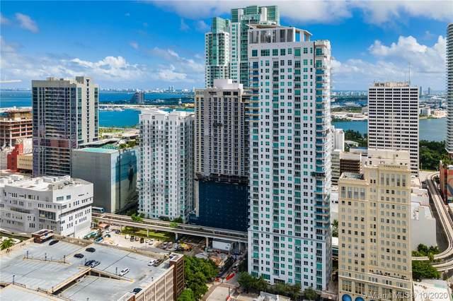 133 NE 2nd Ave #1708, Miami, FL 33132 (MLS #A10937837) :: Castelli Real Estate Services