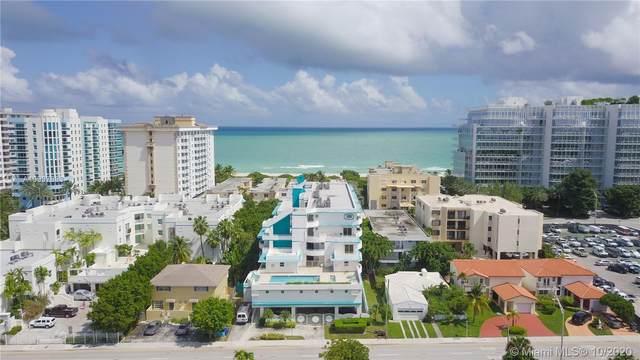 9156 Collins Ave #405, Surfside, FL 33154 (MLS #A10937883) :: Prestige Realty Group