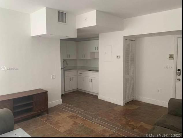 1342 Drexel Ave #101, Miami Beach, FL 33139 (#A10937903) :: Posh Properties