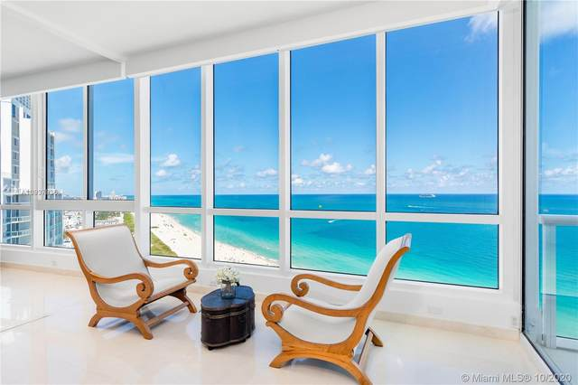 100 S Pointe Dr #3005, Miami Beach, FL 33139 (MLS #A10937936) :: Ray De Leon with One Sotheby's International Realty