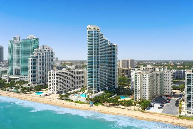 3101 S Ocean Dr #1001, Hollywood, FL 33019 (MLS #A10937943) :: Carole Smith Real Estate Team