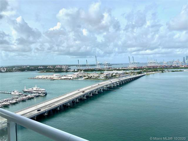 540 West Ave #2011, Miami Beach, FL 33139 (MLS #A10937972) :: The Teri Arbogast Team at Keller Williams Partners SW