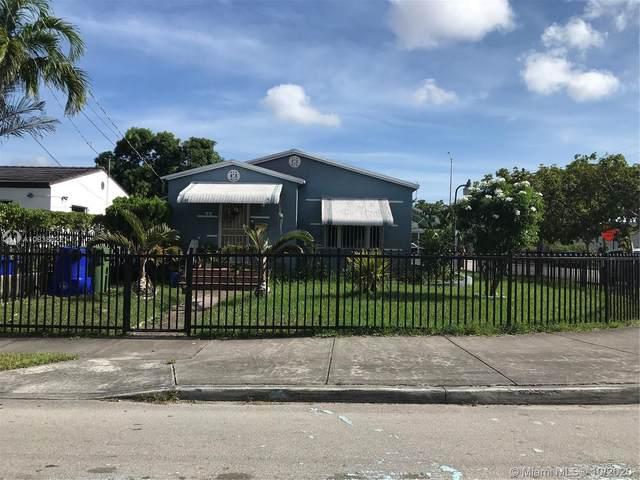 98 NW 39th St, Miami, FL 33127 (MLS #A10938022) :: Berkshire Hathaway HomeServices EWM Realty