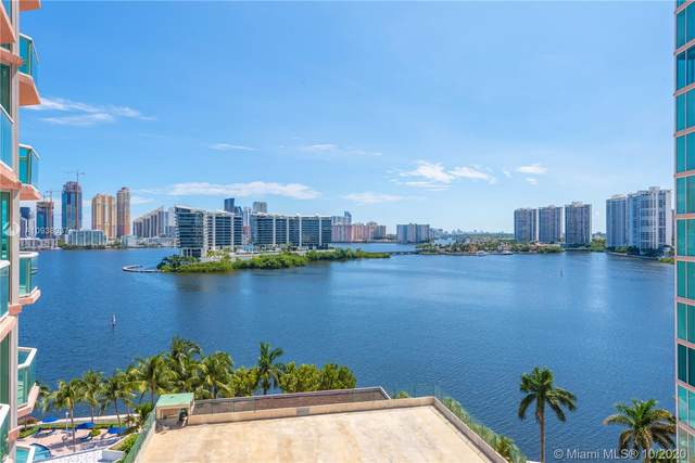 3370 Hidden Bay Dr #1210, Aventura, FL 33180 (MLS #A10938037) :: Green Realty Properties