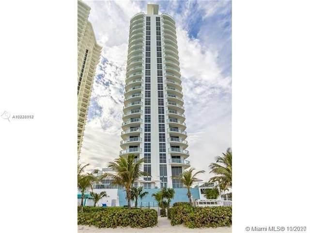 18683 Collins Ave #902, Sunny Isles Beach, FL 33160 (MLS #A10938168) :: Patty Accorto Team