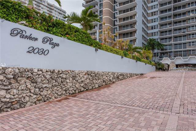 2030 S Ocean Dr #2222, Hallandale Beach, FL 33009 (MLS #A10938176) :: Prestige Realty Group