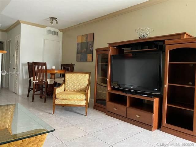 467 Golden Isles Dr #207, Hallandale Beach, FL 33009 (MLS #A10938198) :: Castelli Real Estate Services