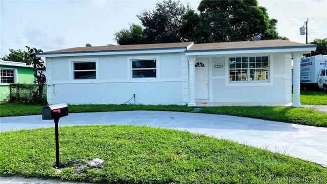 20535 NW 33rd Ct, Miami Gardens, FL 33056 (MLS #A10938244) :: Albert Garcia Team