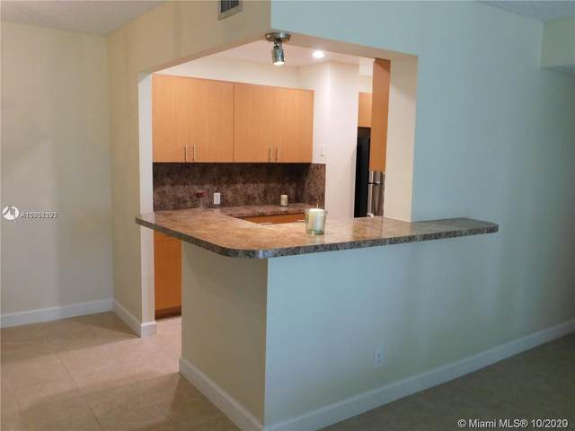 3821 Environ Blvd #105, Lauderhill, FL 33319 (MLS #A10938293) :: Ray De Leon with One Sotheby's International Realty