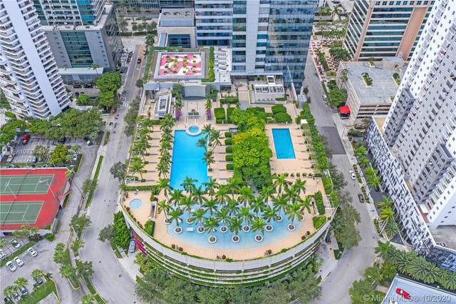 1425 Brickell Ave 47D, Miami, FL 33131 (MLS #A10938329) :: Patty Accorto Team