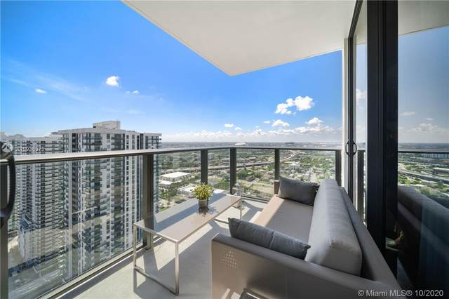 1600 NE 1st Ave #3310, Miami, FL 33132 (MLS #A10938379) :: The Pearl Realty Group