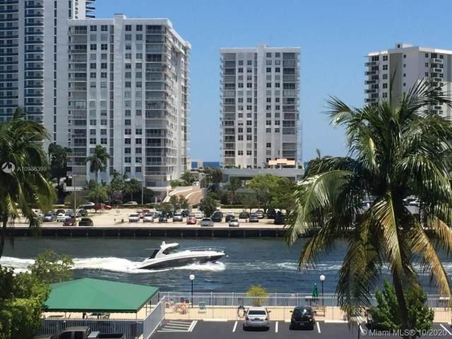 800 Parkview Dr #508, Hallandale Beach, FL 33009 (MLS #A10938399) :: Re/Max PowerPro Realty