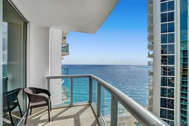 18683 Collins Ave #2410, Sunny Isles Beach, FL 33160 (MLS #A10938433) :: Berkshire Hathaway HomeServices EWM Realty