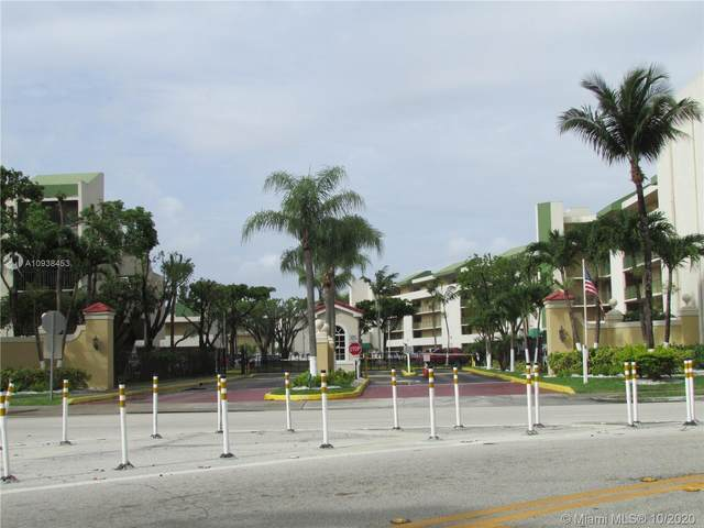 8810 Fontainebleau Blvd #318, Miami, FL 33172 (MLS #A10938453) :: Berkshire Hathaway HomeServices EWM Realty