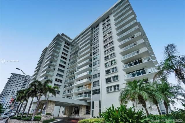 5750 Collins Ave 12C, Miami Beach, FL 33140 (MLS #A10938509) :: The Azar Team